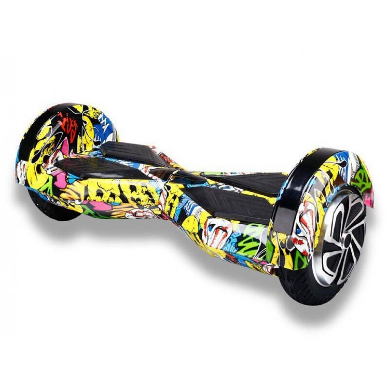 hoverboard hip hop 8 inch hover dream 77 ood. Black Bedroom Furniture Sets. Home Design Ideas